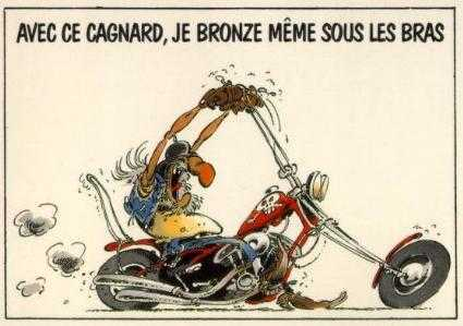 Blagues motards super blagues - Dessin humoristique motard ...