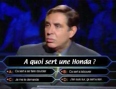 Blagues motards super blagues for En cuisine a quoi sert une girolle
